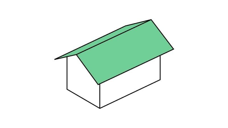 代表的な7つの屋根の形のメリットとデメリット【新築・増築時の参考に】 | 中山板金塗装工業